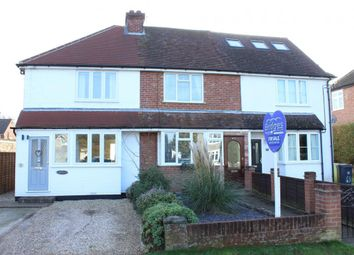 Thumbnail 3 bed terraced house for sale in Hamesmoor Road, Mytchett