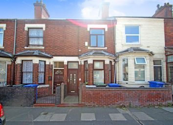 Thumbnail 2 bed terraced house for sale in Corporation Street, Stoke, Stoke-On-Trent