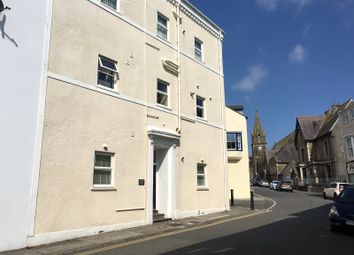 Thumbnail 1 bed flat for sale in Flat 1, Newton House, Warren Street, Tenby
