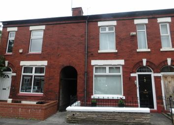 Thumbnail 2 bedroom terraced house to rent in Cambridge Street, Stockport