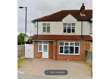 Thumbnail 4 bed semi-detached house to rent in Meadow Close, London