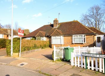 2 bed semi-detached bungalow for sale in Pembury Grove, Bexhill-On-Sea TN39