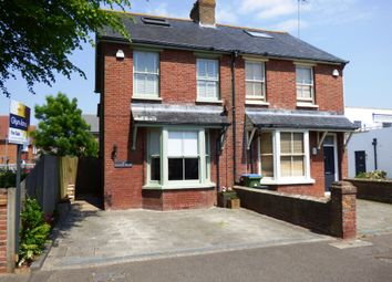 Thumbnail 4 bed semi-detached house for sale in Manor Road, East Preston, Littlehampton