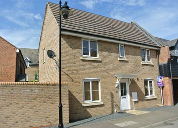 Thumbnail 3 bed semi-detached house for sale in Brock Crescent, Bourne, Lincolnshire