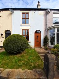 Thumbnail 2 bed terraced house for sale in Wellington Road, Turton, Bolton