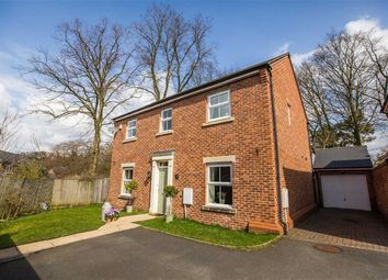 Thumbnail 4 bed detached house for sale in Willow Drive, St Edwards Park, Cheddleton