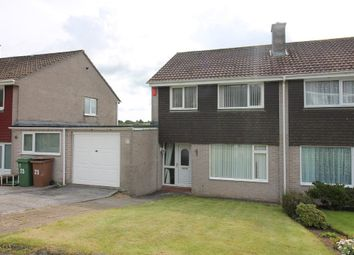 Thumbnail 3 bed semi-detached house for sale in Yealmpstone Drive, Plympton, Plymouth