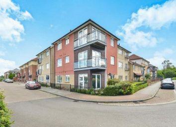 Thumbnail 2 bed flat for sale in Seaton Grove, Broughton, Milton Keynes
