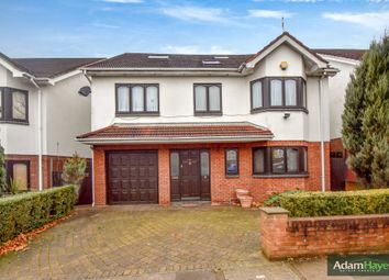 Thumbnail 6 bed detached house to rent in Lyndhurst Gardens, Finchley Central
