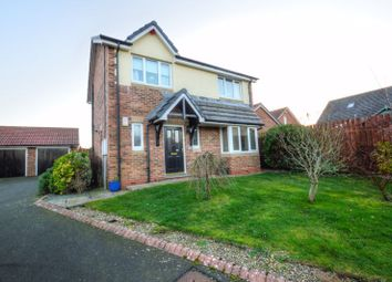Thumbnail 4 bedroom detached house for sale in Byers Close, Belford, Northumberland