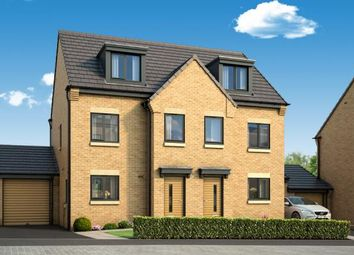 "Thumbnail 3 bed property for sale in ""The Berkshire At Serene"" at York Road, Leeds"