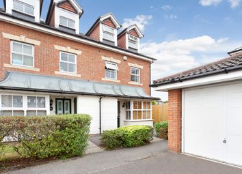 Thumbnail 4 bed end terrace house for sale in Bowater Gardens, Sunbury-On-Thames