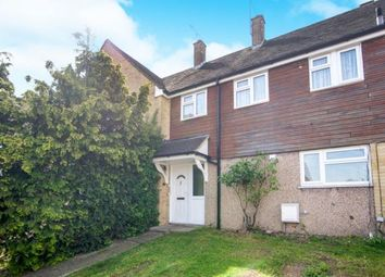 Thumbnail 3 bedroom terraced house for sale in Rushey Hill, Enfield, Middlesex