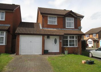Thumbnail 3 bed detached house to rent in Lark Close, Midsomer Norton