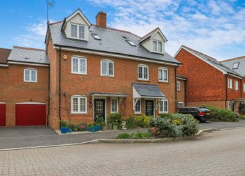 Thumbnail 4 bed town house for sale in Palmer Avenue, Broadbridge Heath, Horsham