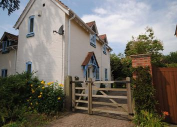 Thumbnail 2 bed semi-detached house to rent in Chaveney Walk, Quorn, Loughborough