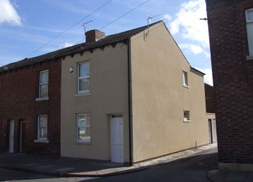 Thumbnail 2 bed end terrace house to rent in Close Street, Carlisle