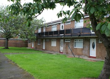 Thumbnail 1 bedroom flat to rent in Holystone Avenue, Blyth, Northumberland