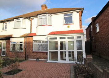 Thumbnail 3 bed semi-detached house for sale in Brookhouse Gardens, Chingford