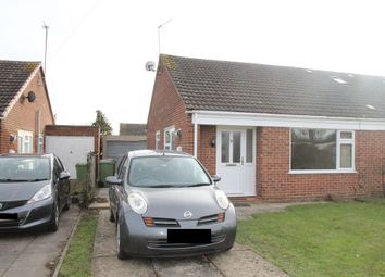Thumbnail 2 bedroom bungalow to rent in Pear Orchard, Northway, Tewkesbury