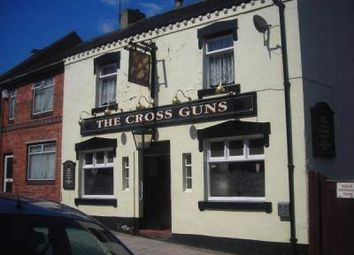 Thumbnail Pub/bar for sale in 19 Vincent Street, Stoke-On-Trent