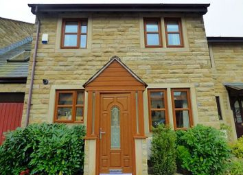 Thumbnail 3 bed terraced house to rent in Telford Mews, Uppermill, Oldham