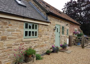 Thumbnail 3 bedroom barn conversion for sale in Old Road, Skegby, Sutton-In-Ashfield