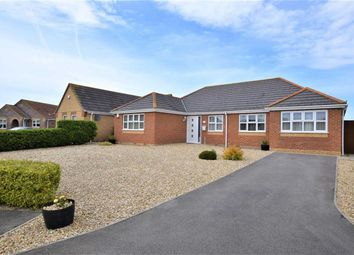 Thumbnail 4 bed bungalow for sale in Hides Close, Ingoldmells, Skegness
