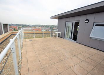 Thumbnail 3 bed flat to rent in Sail House, Hawkins Road, Colchester