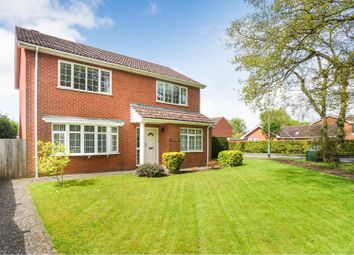 Thumbnail 4 bed detached house for sale in Tattershall Road, Woodhall Spa