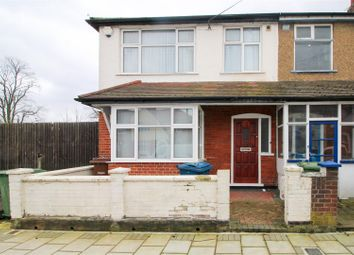 Thumbnail 3 bed semi-detached house to rent in Belmont Road, Harrow