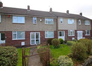 Thumbnail 3 bed terraced house for sale in Cotswold View, Kingswood, Bristol