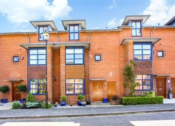 4 bed terraced house for sale in Silchester Place, Winchester, Hampshire SO23