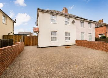 Thumbnail 3 bed semi-detached house for sale in Kings Road, Aylesham, Canterbury