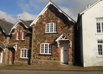 Thumbnail 3 bed cottage to rent in South Tawton, Okehampton