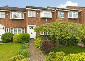 Thumbnail 3 bed terraced house for sale in Blenheim Road, London