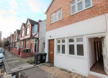 Thumbnail 2 bed maisonette to rent in Herbert Road, Tottenham