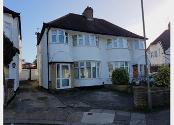 Thumbnail 3 bed semi-detached house for sale in Grove Gardens, Hendon
