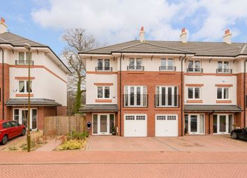 Thumbnail 4 bed town house for sale in 15 Marchfield Park Lane, Edinburgh