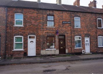 Thumbnail 3 bed terraced house for sale in Barnby Gate, Newark