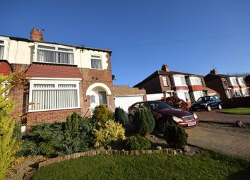 Thumbnail 3 bed semi-detached house for sale in Coach Road, Brotton, Saltburn-By-The-Sea