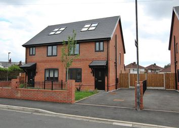 Thumbnail 4 bed semi-detached house for sale in Prescott, St. Helens, Merseyside