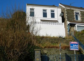Thumbnail 4 bed detached house for sale in North Hill Road, Mount Pleasant, Swansea