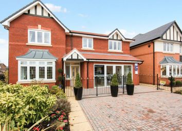 Thumbnail 5 bed detached house for sale in Plot 1 The Latchford II, Barrington Park, Alsager