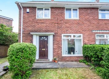Thumbnail 2 bedroom semi-detached house for sale in Mill Green Close, Leeds