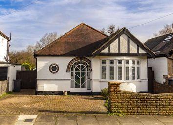 Thumbnail 2 bedroom bungalow for sale in Elmbridge Avenue, Berrylands, Surbiton