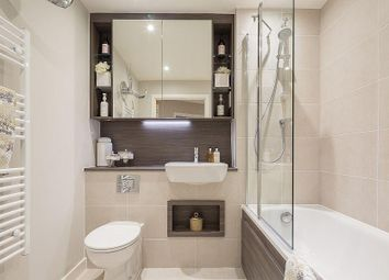 """Thumbnail 1 bed flat for sale in """"Eider Apartments"""" at Meadowlark House Moorhen Drive, Hendon, London"""