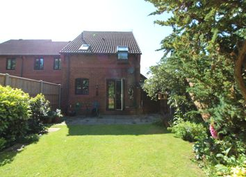 Thumbnail 1 bed semi-detached house for sale in Pegasus Close, Hamble, Southampton