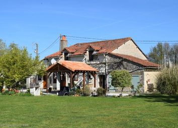 Thumbnail 4 bed property for sale in Civray, Poitou-Charentes, 86400, France
