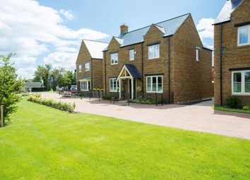 "Thumbnail 4 bedroom detached house for sale in ""The Ambleside"" at Bretch Hill, Banbury"